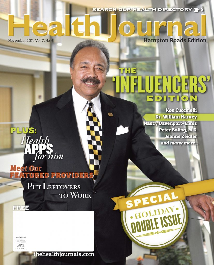 The Health Journal November Cover