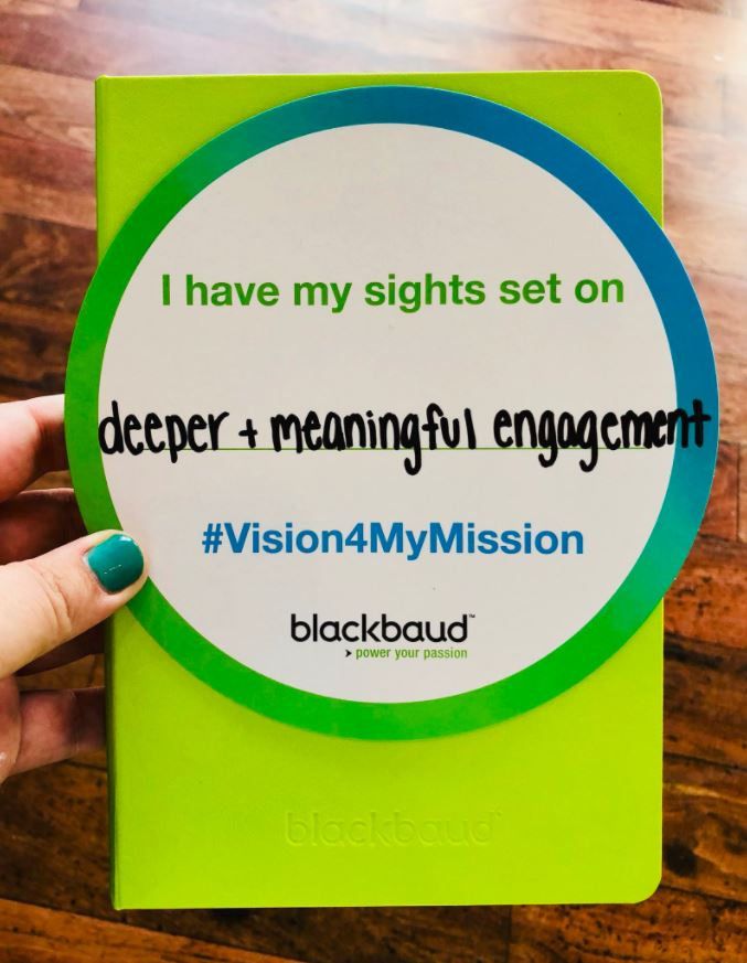 vision events notebook