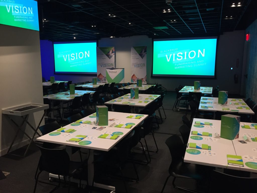 Vision events room