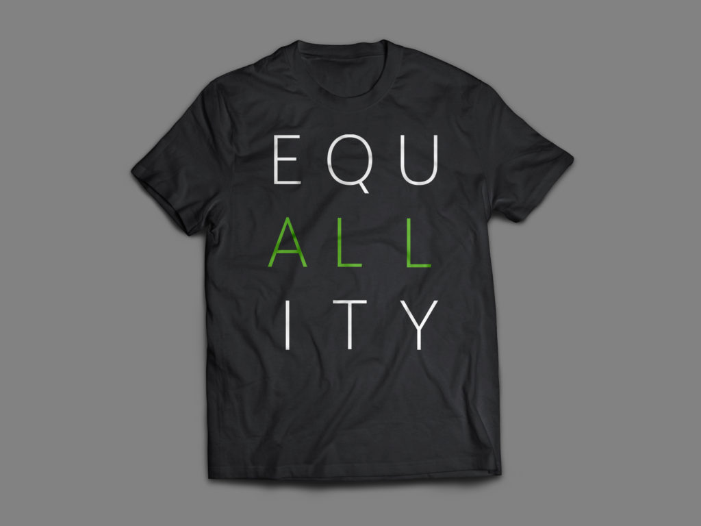 mlk day shirt equallity