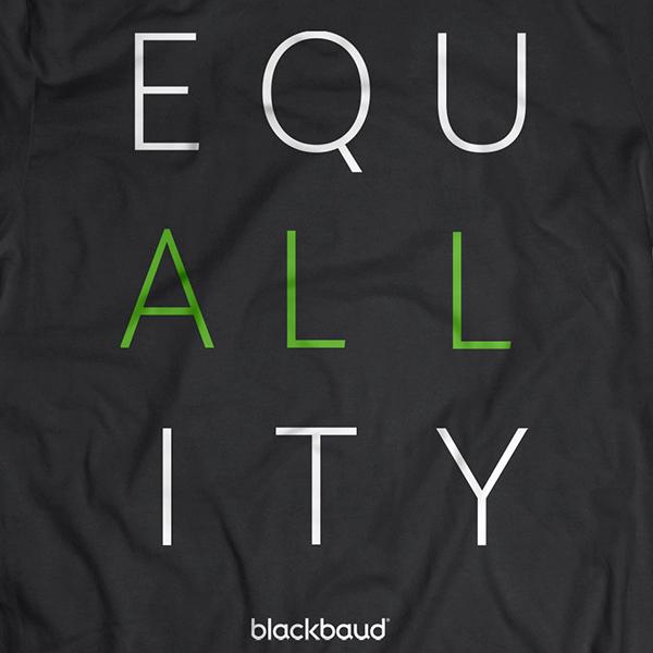 equALLity tshirt